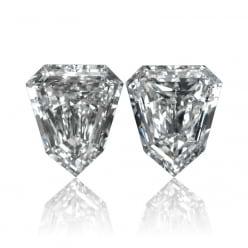 Огранка бриллианта Щит