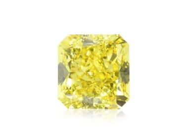 Натуральные желтые бриллианты