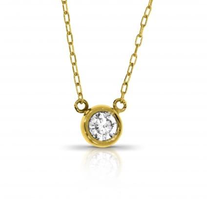 Подвеска для круглого бриллианта от 0.5 до 1.5 карат