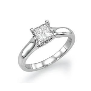 Оправа: кольцо для бриллианта Принцесса