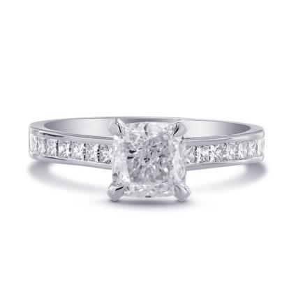 Оправа для кольца с бриллиантом радиант 1,5 карата