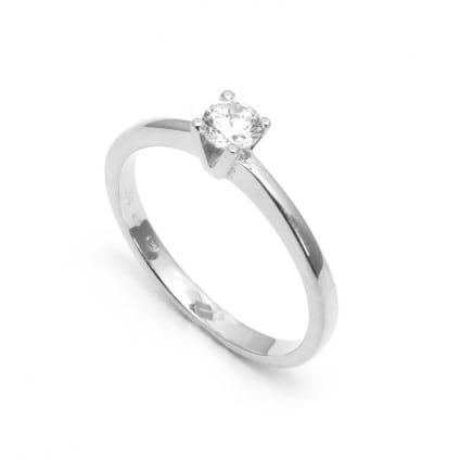 Недорогая оправа золотое кольцо для бриллианта пол карата