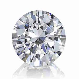 Бриллиант, Круг, 0.50 карат, D, SI1