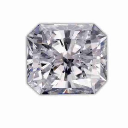 Бриллиант, Радиант, 0.71 карат, G, VVS2