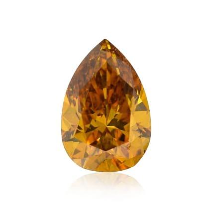 Fancy Intense Yellowish Orange 689544