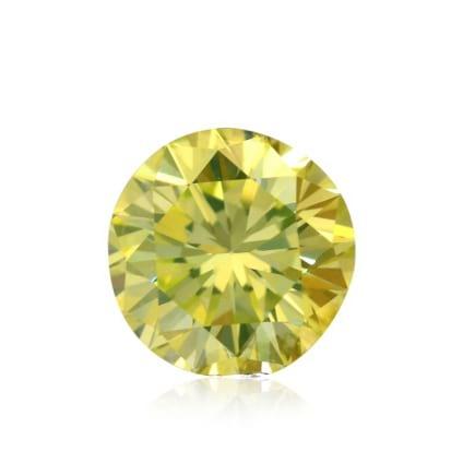 Fancy Intense Green Yellow 443004
