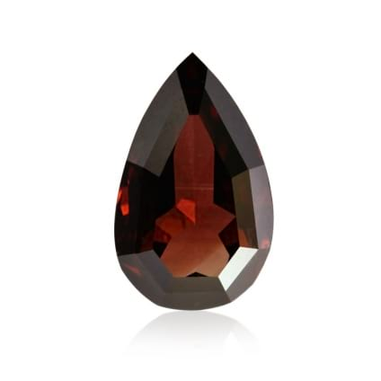 Камень без оправы, бриллиант Цвет: Коричневый, Вес: 0.25 карат