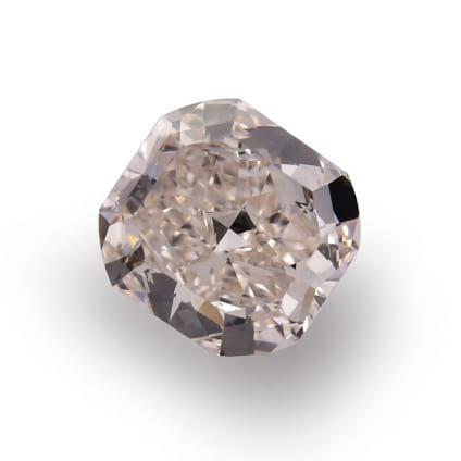Камень без оправы, бриллиант Цвет: Розовый, Вес: 0.77 карат