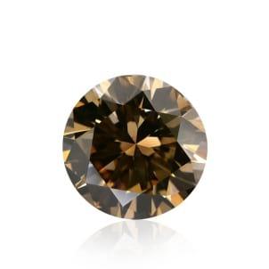 Камень без оправы, бриллиант Цвет: Коричневый, Вес: 2.84 карат