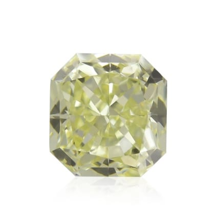 Камень без оправы, бриллиант Цвет: Желтый, Вес: 0.65 карат