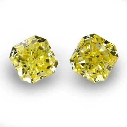Fancy Intense Yellow 881256