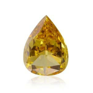 Fancy Vivid Yellow Orange 897108