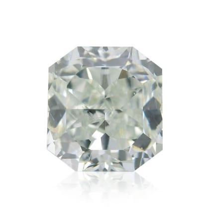 Камень без оправы, бриллиант Цвет: Зеленый, Вес: 0.87 карат