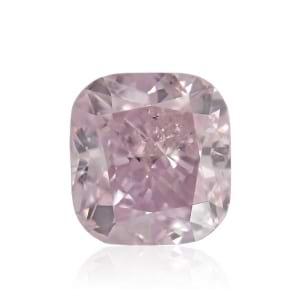 Камень без оправы, бриллиант Цвет: Розовый, Вес: 0.61 карат