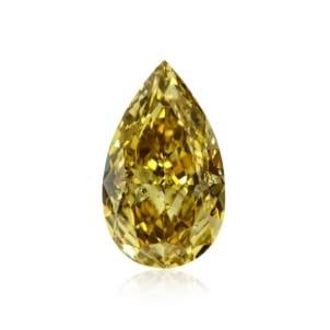 Камень без оправы, бриллиант Цвет: Хамелеон, Вес: 2.04 карат