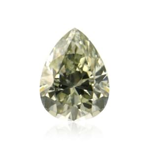 Камень без оправы, бриллиант Цвет: Хамелеон, Вес: 0.18 карат