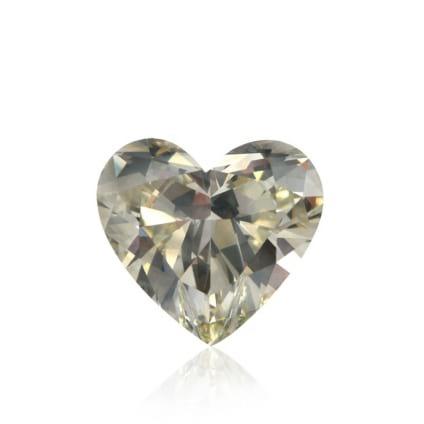 Камень без оправы, бриллиант Цвет: Серый, Вес: 2.01 карат