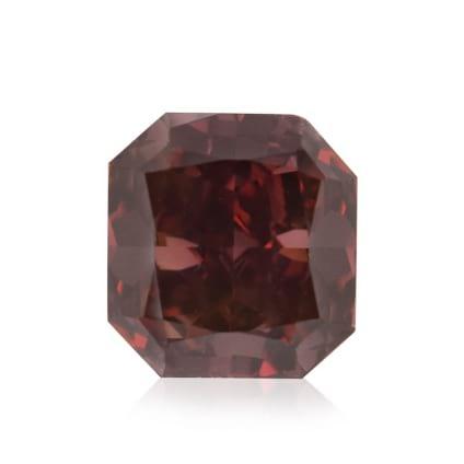 Камень без оправы, бриллиант Цвет: Красный, Вес: 0.71 карат