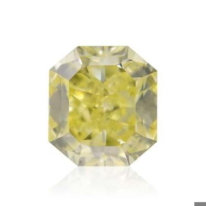 Камень без оправы, бриллиант Цвет: Желтый, Вес: 0.49 карат