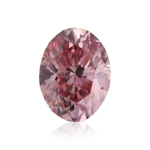 Камень без оправы, бриллиант Цвет: Розовый, Вес: 0.75 карат