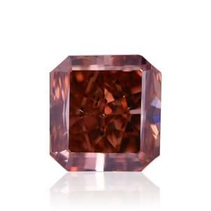 Камень без оправы, бриллиант Цвет: Розовый, Вес: 0.84 карат