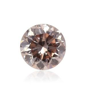 Камень без оправы, бриллиант Цвет: Розовый, Вес: 0.52 карат