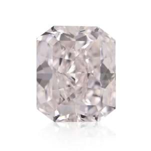 Камень без оправы, бриллиант Цвет: Розовый, Вес: 1.47 карат