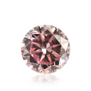 Камень без оправы, бриллиант Цвет: Розовый, Вес: 0.81 карат