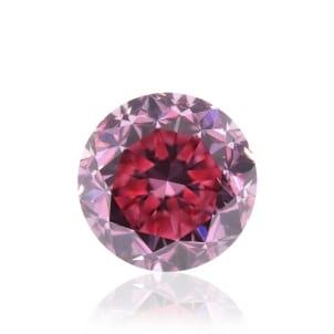 Камень без оправы, бриллиант Цвет: Розовый, Вес: 0.35 карат