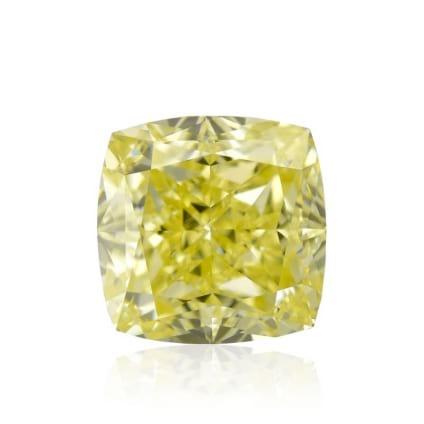 Камень без оправы, бриллиант Цвет: Желтый, Вес: 0.93 карат