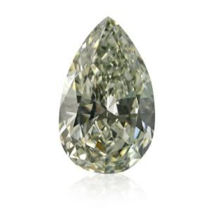 Камень без оправы, бриллиант Цвет: Хамелеон, Вес: 5.41 карат