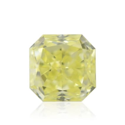 Камень без оправы, бриллиант Цвет: Желтый, Вес: 0.37 карат