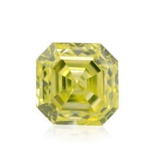 Камень без оправы, бриллиант Цвет: Желтый, Вес: 0.29 карат