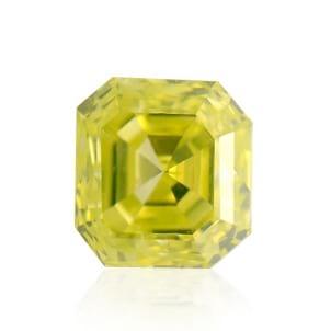 Камень без оправы, бриллиант Цвет: Желтый, Вес: 0.20 карат