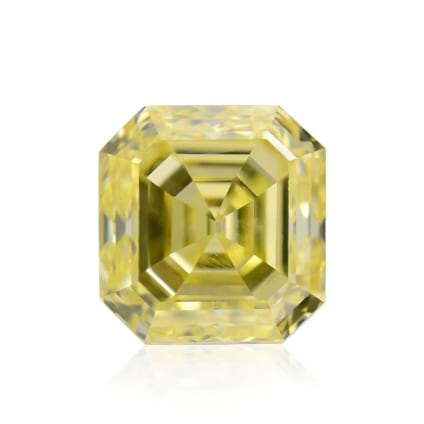 Камень без оправы, бриллиант Цвет: Желтый, Вес: 0.47 карат