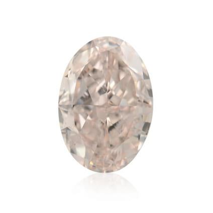 Камень без оправы, бриллиант Цвет: Коричневый, Вес: 1.52 карат