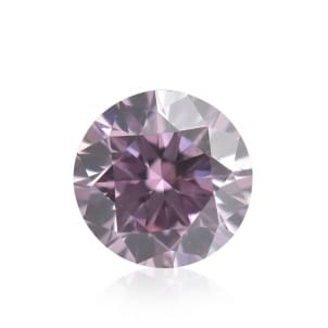 Камень без оправы, бриллиант Цвет: Розовый, Вес: 0.11 карат