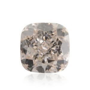 Камень без оправы, бриллиант Цвет: Коричневый, Вес: 0.61 карат