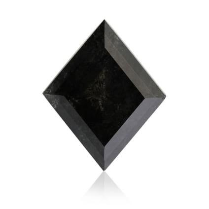 Камень без оправы, бриллиант Цвет: Черный, Вес: 1.50 карат