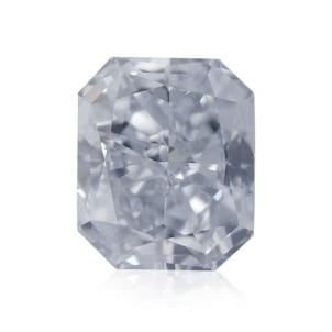 Камень без оправы, бриллиант Цвет: Голубой, Вес: 1.08 карат