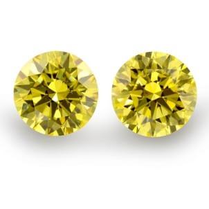 Fancy Vivid Yellow 2076972