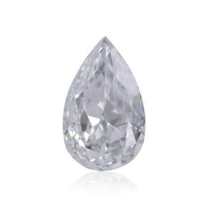 Камень без оправы, бриллиант Цвет: Голубой, Вес: 0.32 карат