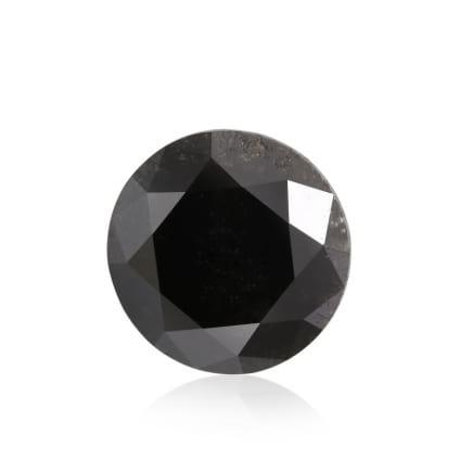 Камень без оправы, бриллиант Цвет: Черный, Вес: 1.70 карат