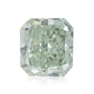 Камень без оправы, бриллиант Цвет: Зеленый, Вес: 2.16 карат