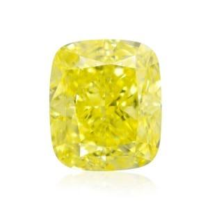 Fancy Intense Yellow 2126454