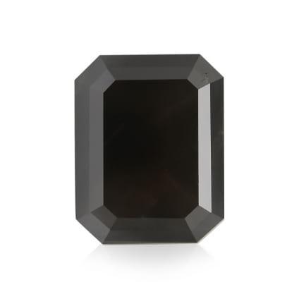 Камень без оправы, бриллиант Цвет: Черный, Вес: 4.66 карат