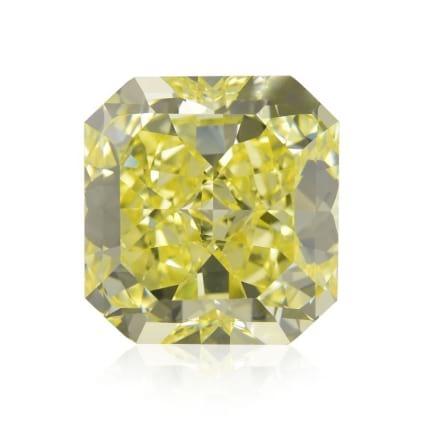 Fancy Intense Yellow 2133276