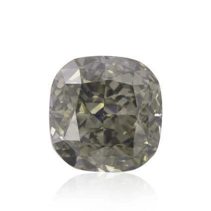 Камень без оправы, бриллиант Цвет: Серый, Вес: 1.04 карат