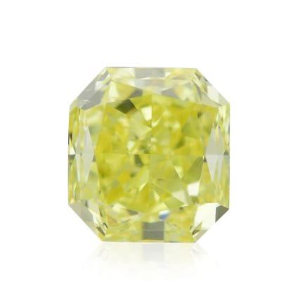 Камень без оправы, бриллиант Цвет: Желтый, Вес: 0.51 карат