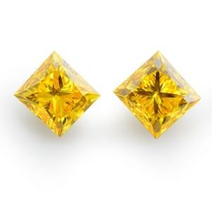 Fancy Vivid Orange Yellow 2163498